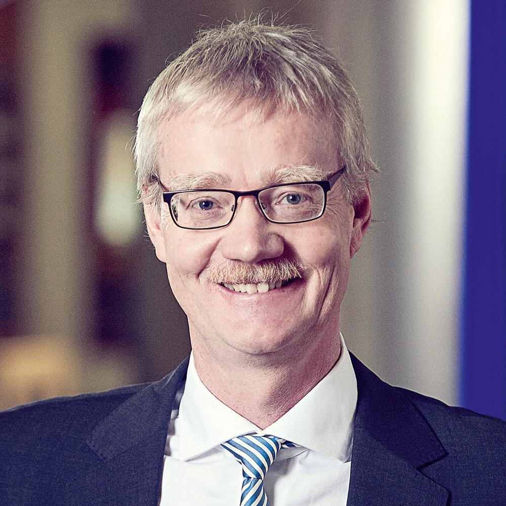 Portrait // Dipl.-Ing. Bernd Hömberg (HDT)